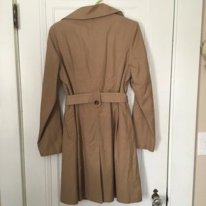 DKNY Trench Coat (New Without Tags)